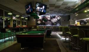 BILLIARD CLUB TAGO